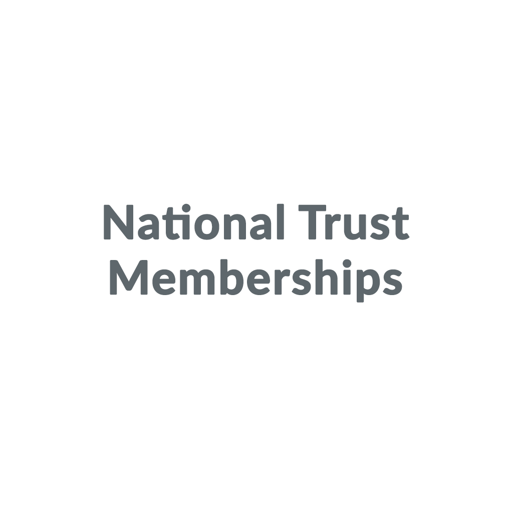 National Trust Memberships promo codes