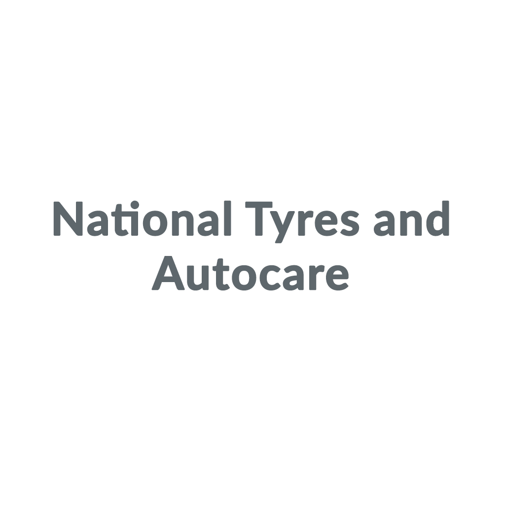 National Tyres and Autocare promo codes