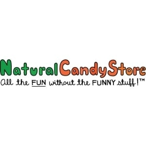 Natural Candy Store promo codes
