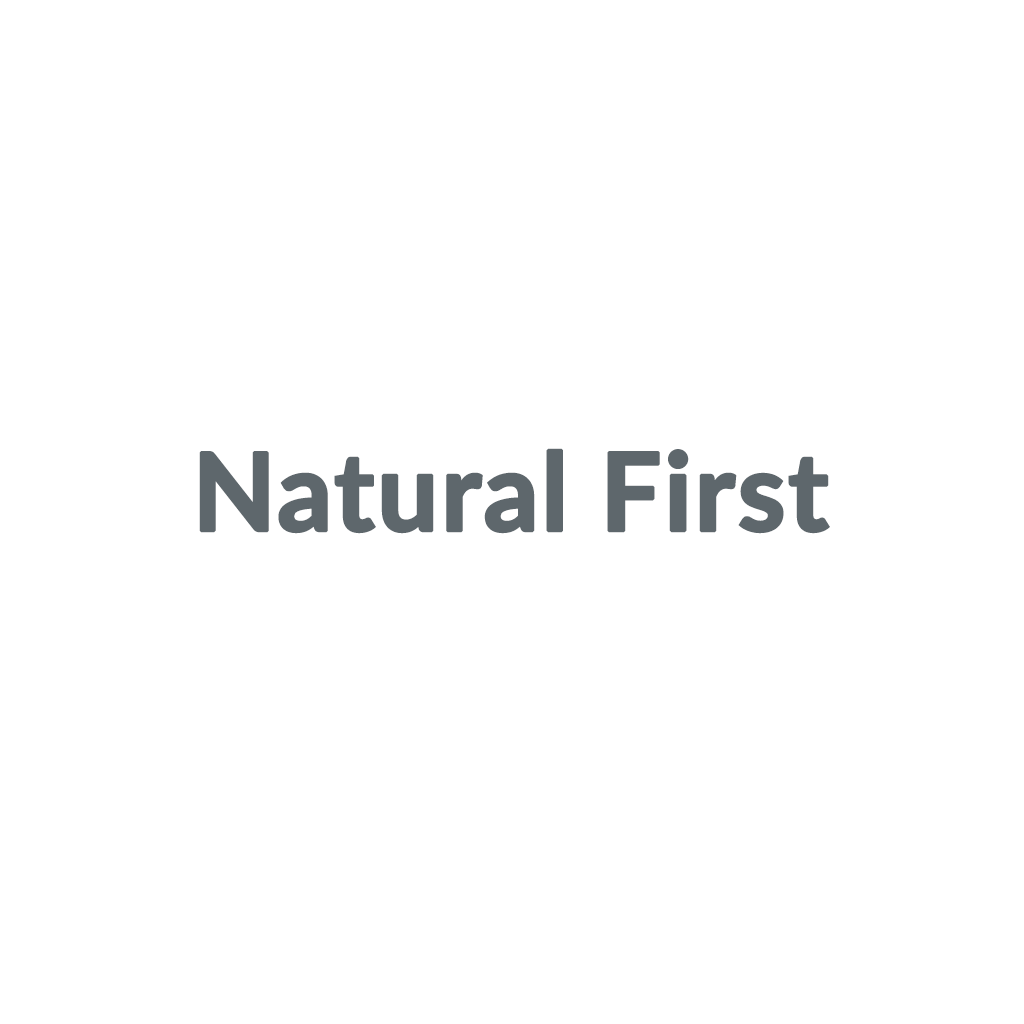 Natural First promo codes