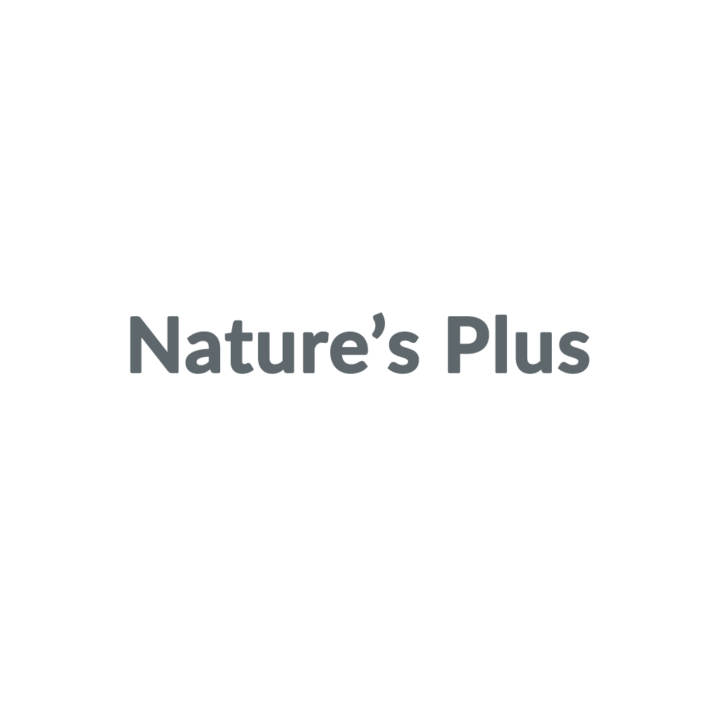 Nature's Plus promo codes
