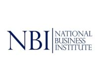 National Business Institute promo codes
