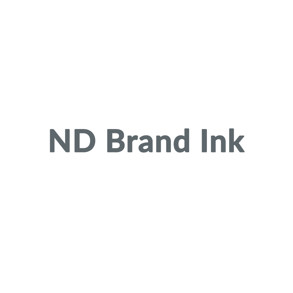 ND Brand Ink promo codes