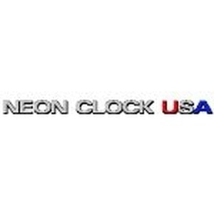 Neon Clocks USA promo codes