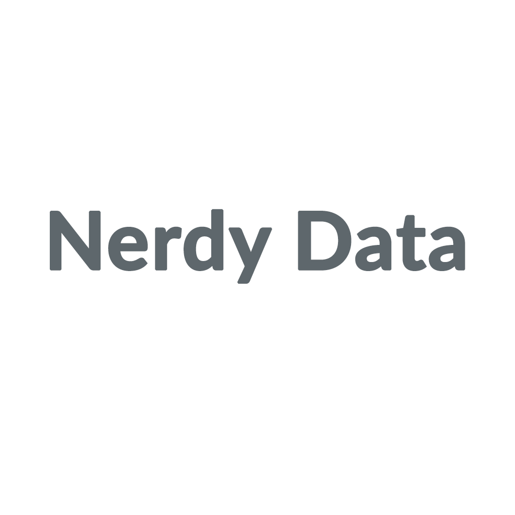 Nerdy Data promo codes