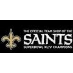 New Orleans Saints Team Shop promo codes