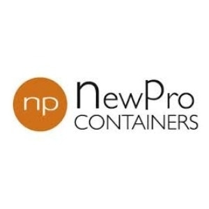 NewPro Containers promo codes