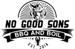 No Good Sons BBQ and Boil promo codes