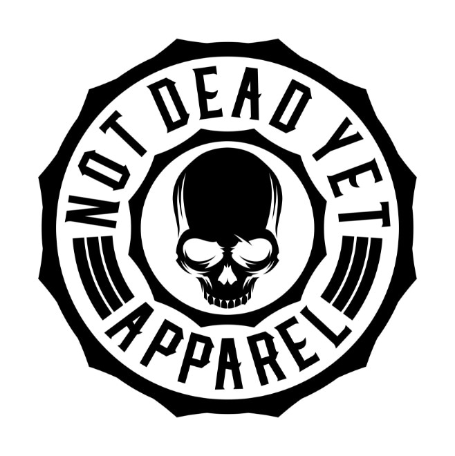 Not Dead Yet Apparel promo codes