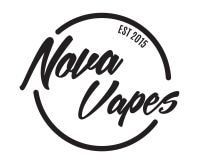 NovaVapes promo codes