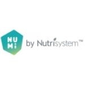 NuMi By Nutrisystem coupon codes