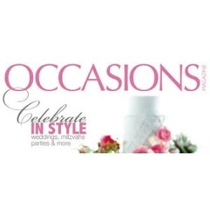 OCCASIONS promo codes
