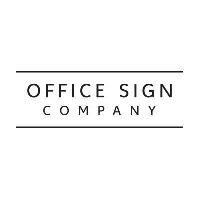 Office Sign Company promo codes