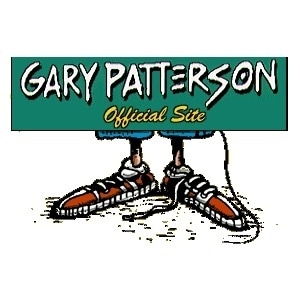 Official site of cartoonist Gary Patterson promo codes