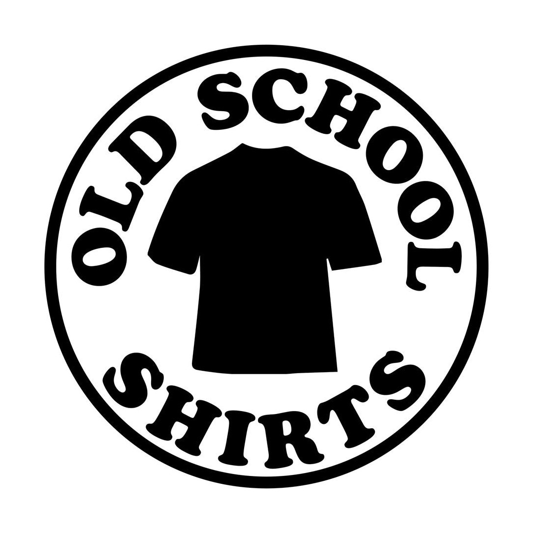 Old School Shirts promo codes