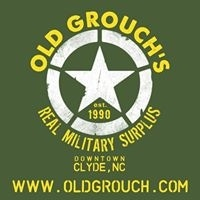 Old Grouch's Military Surplus promo codes