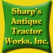 Sharp's Antique Tractor Work