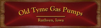 Old Tyme Gas Pumps