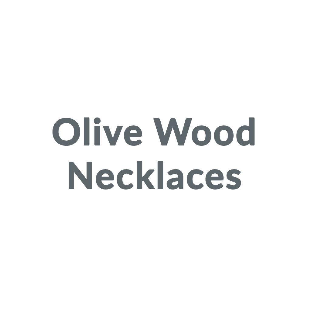 Olive Wood Necklaces promo codes