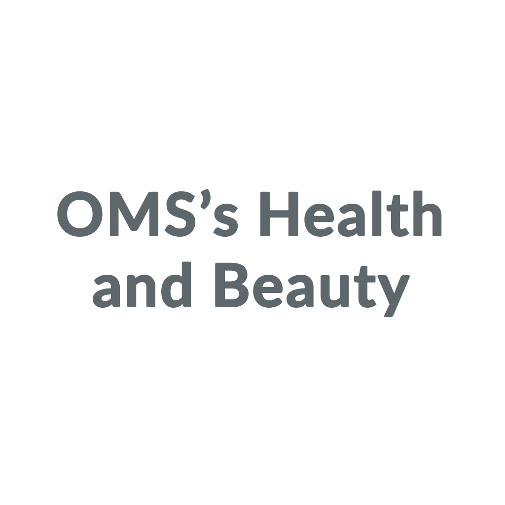 OMS's Health and Beauty promo codes