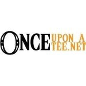 Once Upon A Tee promo code