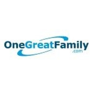 One Great Family promo codes