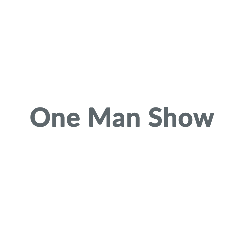 One Man Show promo codes