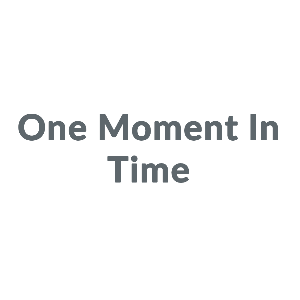 One Moment In Time promo codes