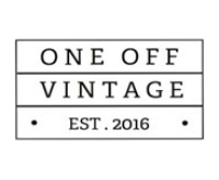 One Off Vintage promo codes