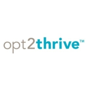 Opt2Thrive promo codes