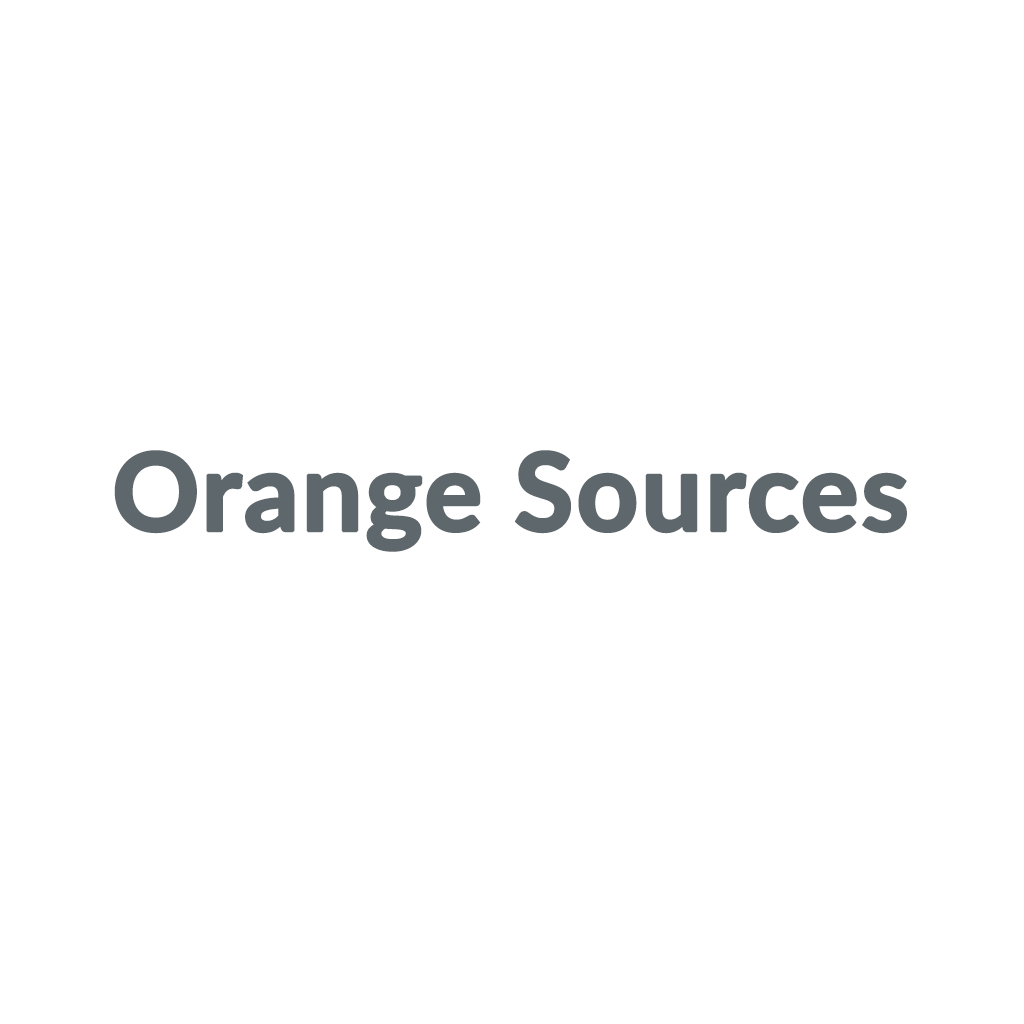 Orange Sources promo codes