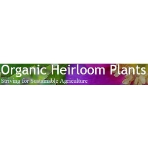 Organic Heirloom Plants promo codes