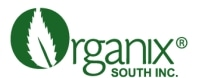 Organix South promo codes