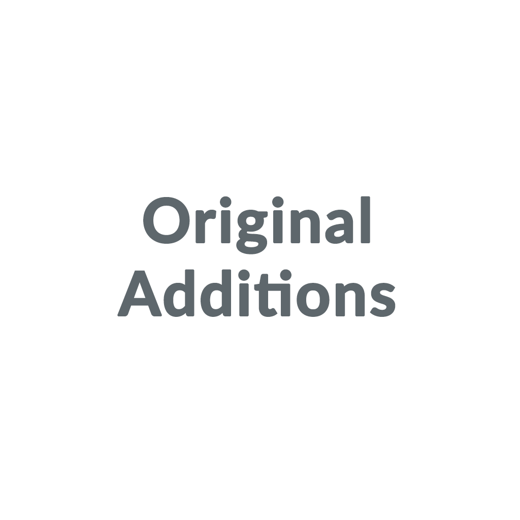 Original Additions promo codes