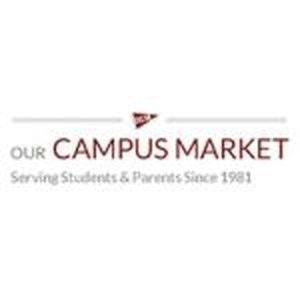 Our Campus Market promo codes