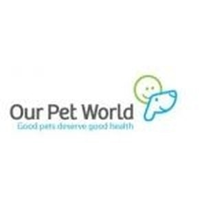 Our Pet World promo codes
