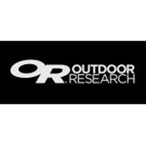 Outdoor Research promo codes