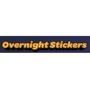 Overnight Stickers promo codes