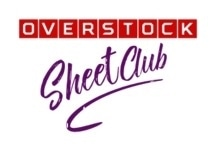 Overstock Sheet Club promo codes