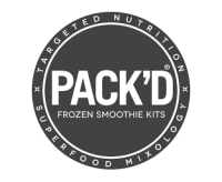 Pack'd promo codes