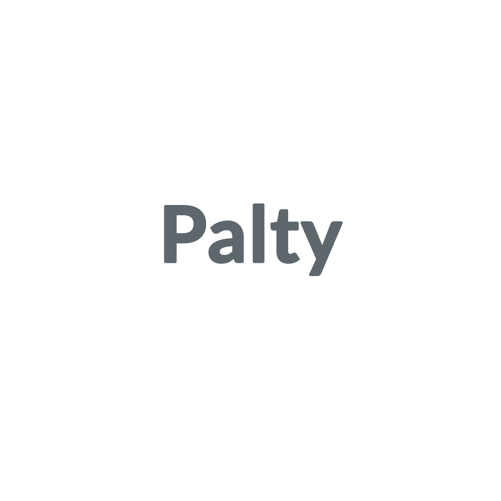 Palty promo codes