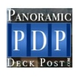 Panoramic Deck Post