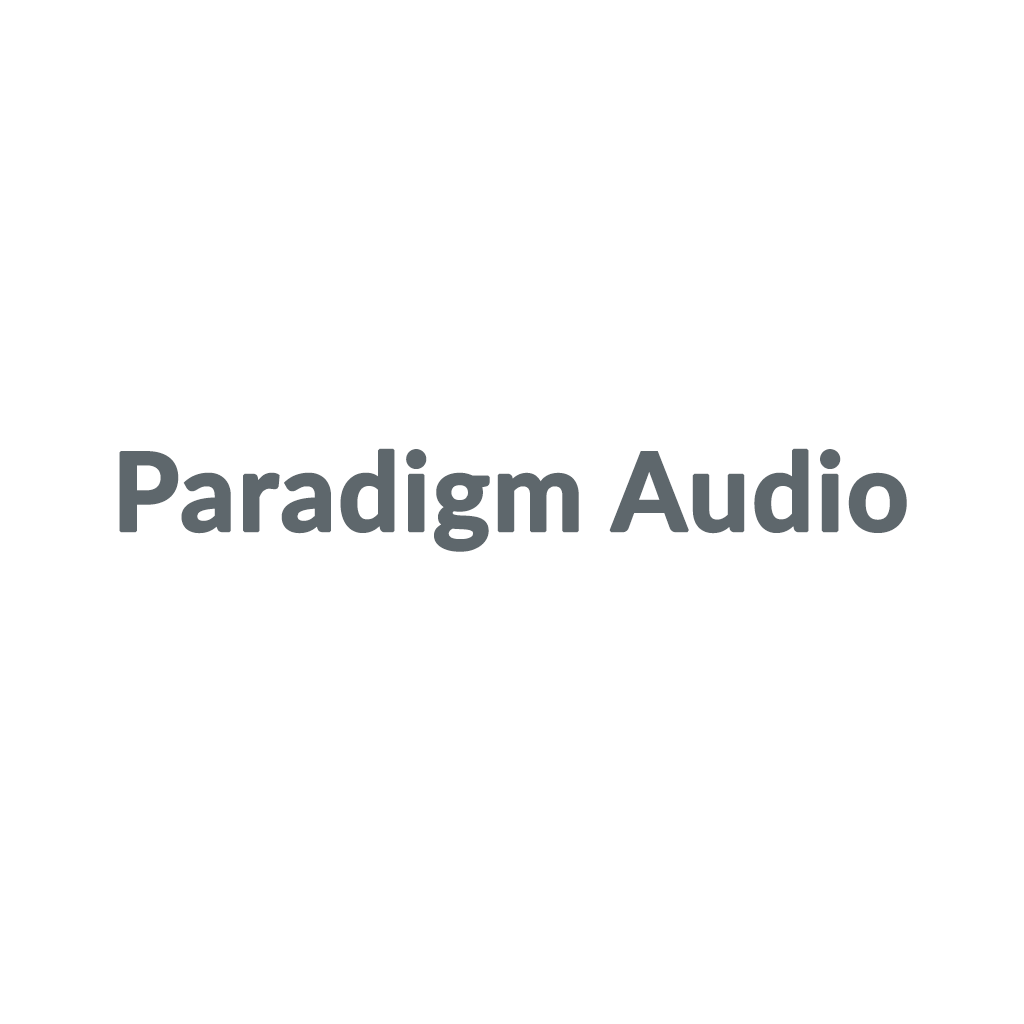 Paradigm Audio promo codes