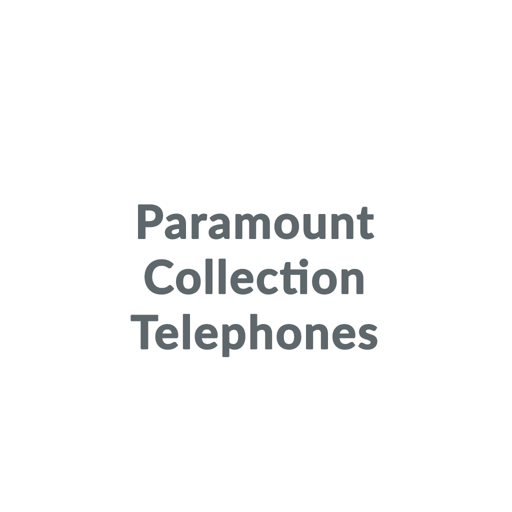Paramount Collection Telephones promo codes