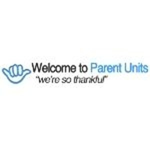 Parent Units promo codes