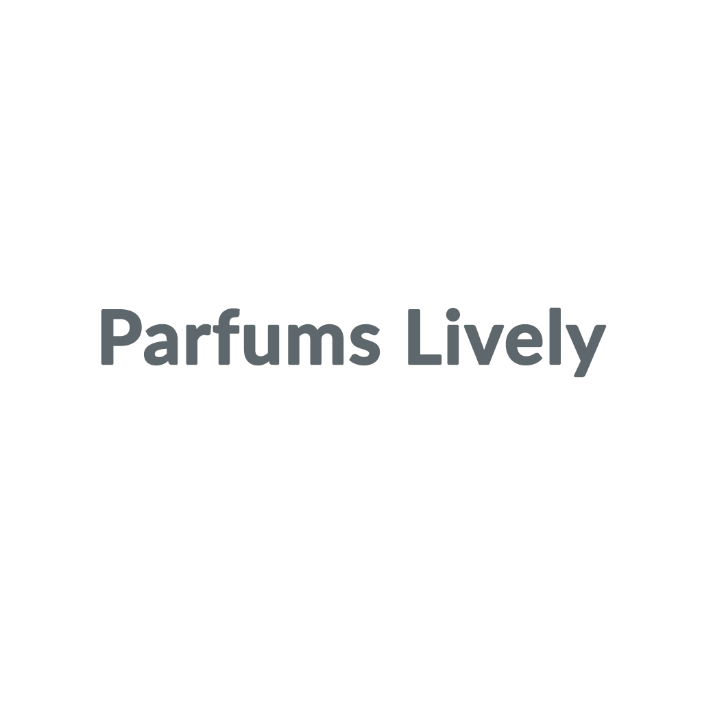 Parfums Lively promo codes
