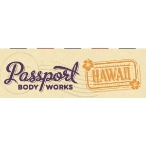 Passport Bodyworks: Hawaii promo codes
