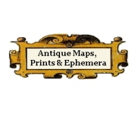 Antique Maps and Prints promo codes