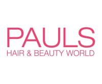 Pauls Hair World promo codes