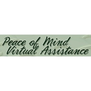 Peace of Mind Virtual Assistance promo codes